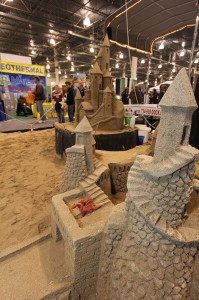 Show Photo – Sand Sculpture