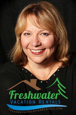 Cara Middleton, Freshwater Vacation Rentals