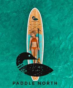 Enter to Win a Stand Up Paddleboard!