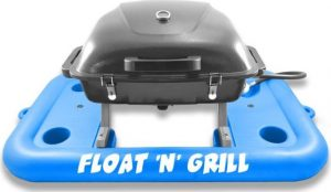Enter to Win a Float 'N' Grill!