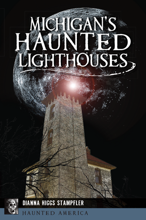 Dianna Stampfler, Author of Michigan's Haunted Lighthouses