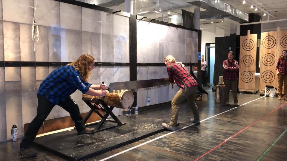 Timberwork's Lumberjack Show