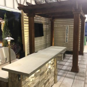 Show Photo – Outdoor Living Spaces