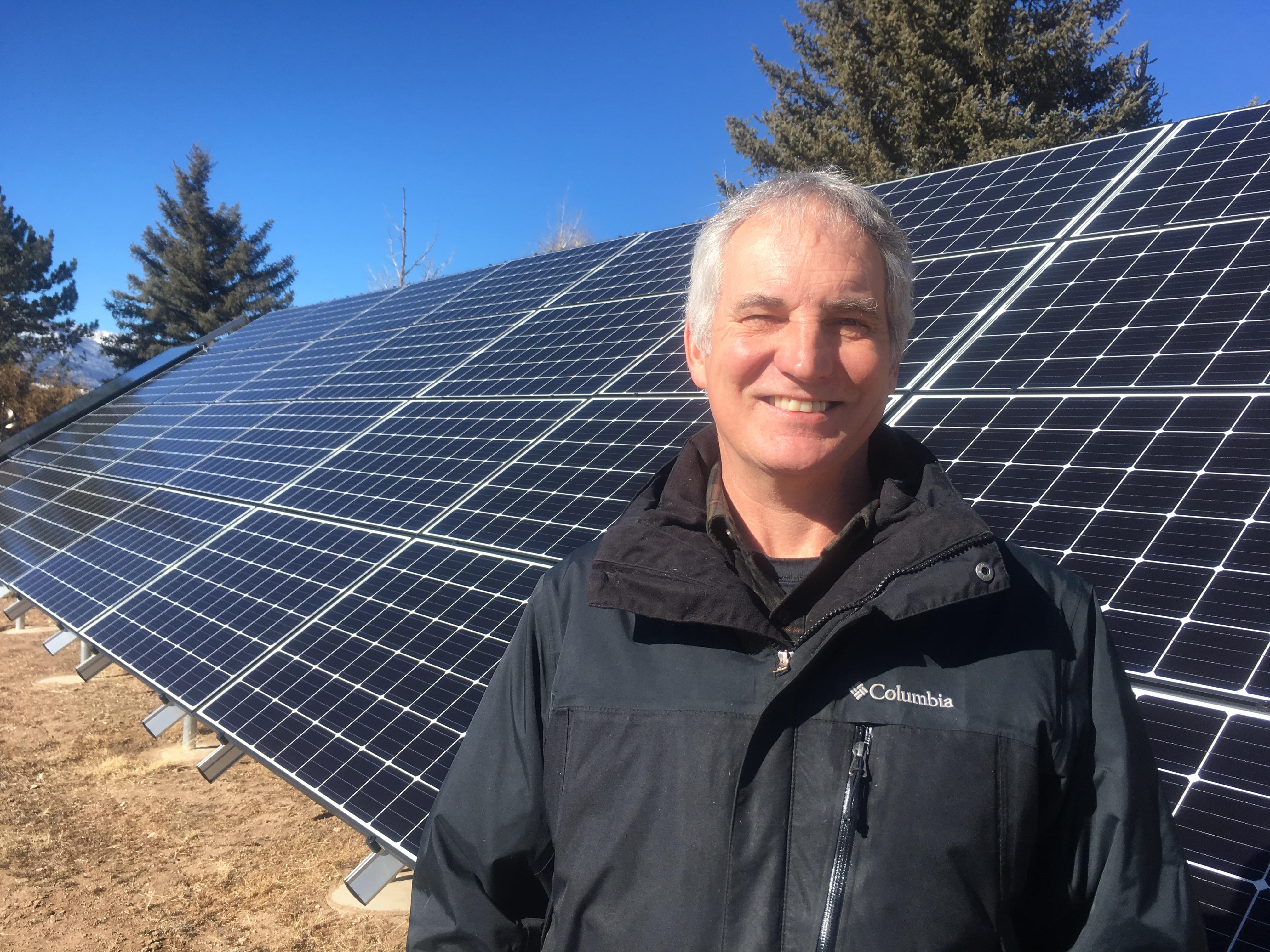 Gary Gage, Agathon Solar