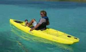 Win a Hobie Mirage Compass Kayak from Gull Lake Marine!