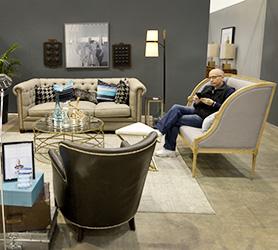 Designer Showcase Rooms