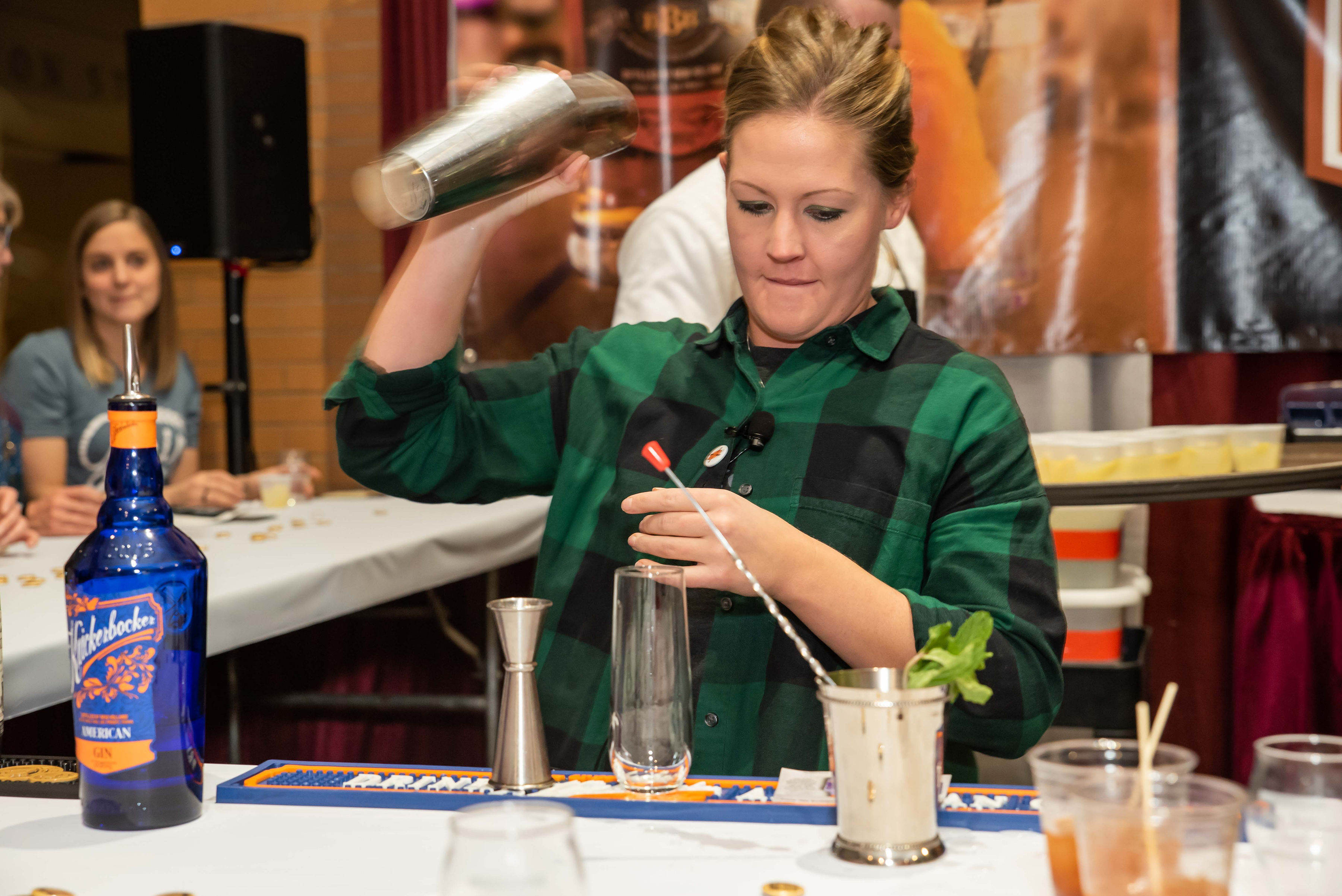 Craft Cocktail Workshops
