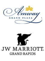 Hotel Packages – Amway Grand Plaza and JW Marriott