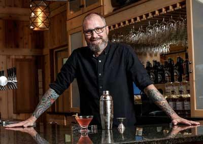 Dirk Sorrells, Tabor Hill Mixologist