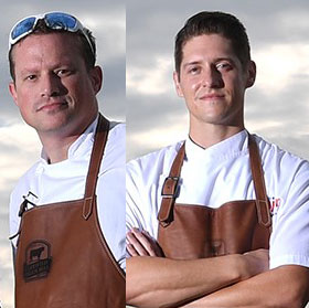 Chef Brian Williams / Chef Chad Beuter, Meijer