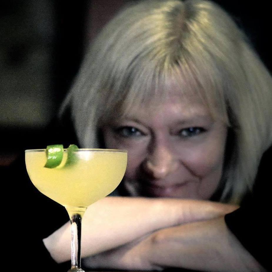 Angie Jackson, Freelance Mixologist