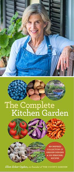Ellen Ecker Ogden, Food & Garden Writer
