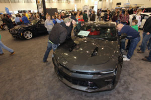 Michigan International Auto Show