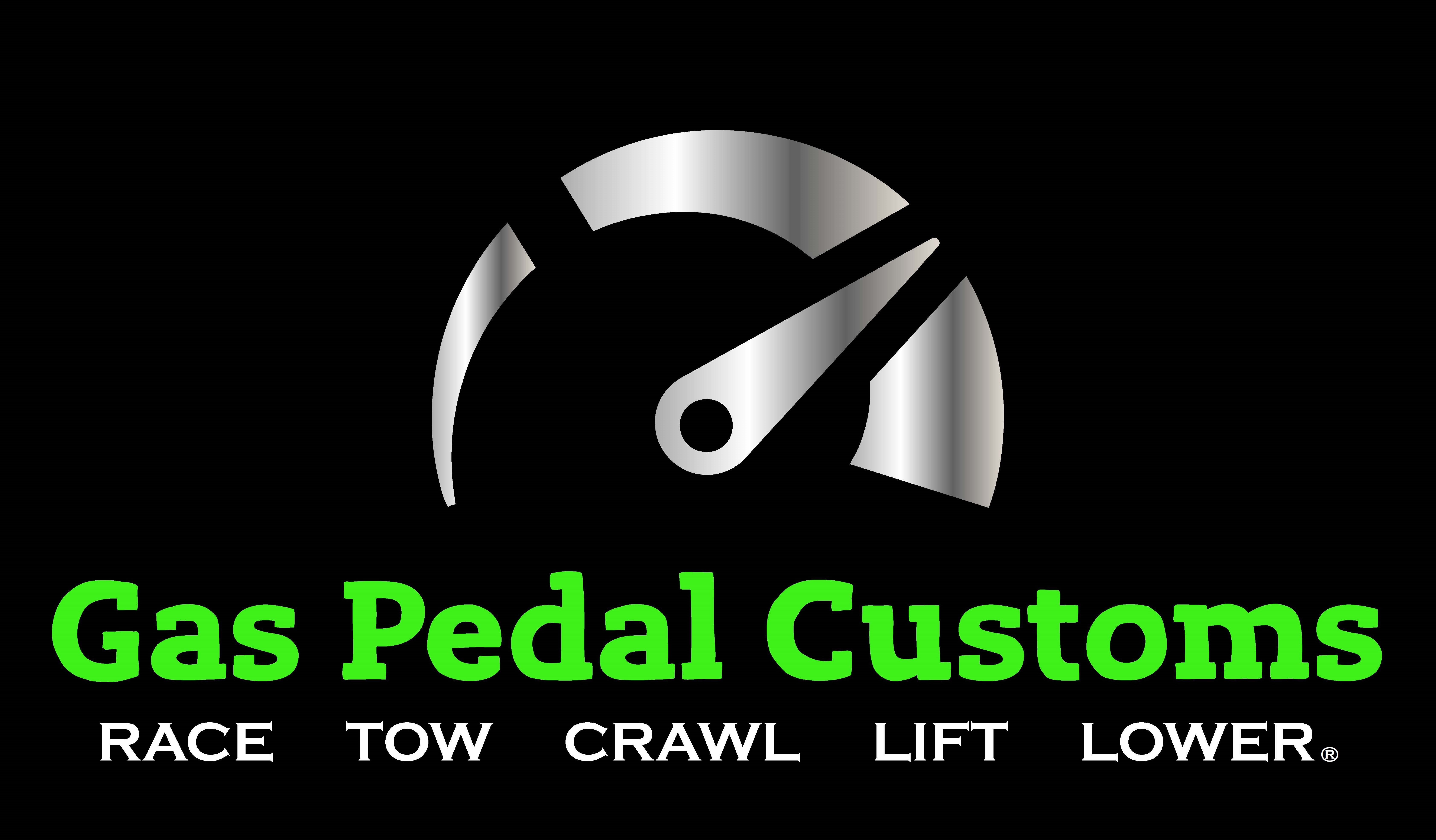 Gas Pedal Customs Special Features