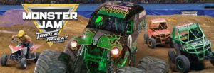 Win Family 4 Pack Tickets to Monster Jam!