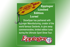 Eppinger Limited Edition Lures