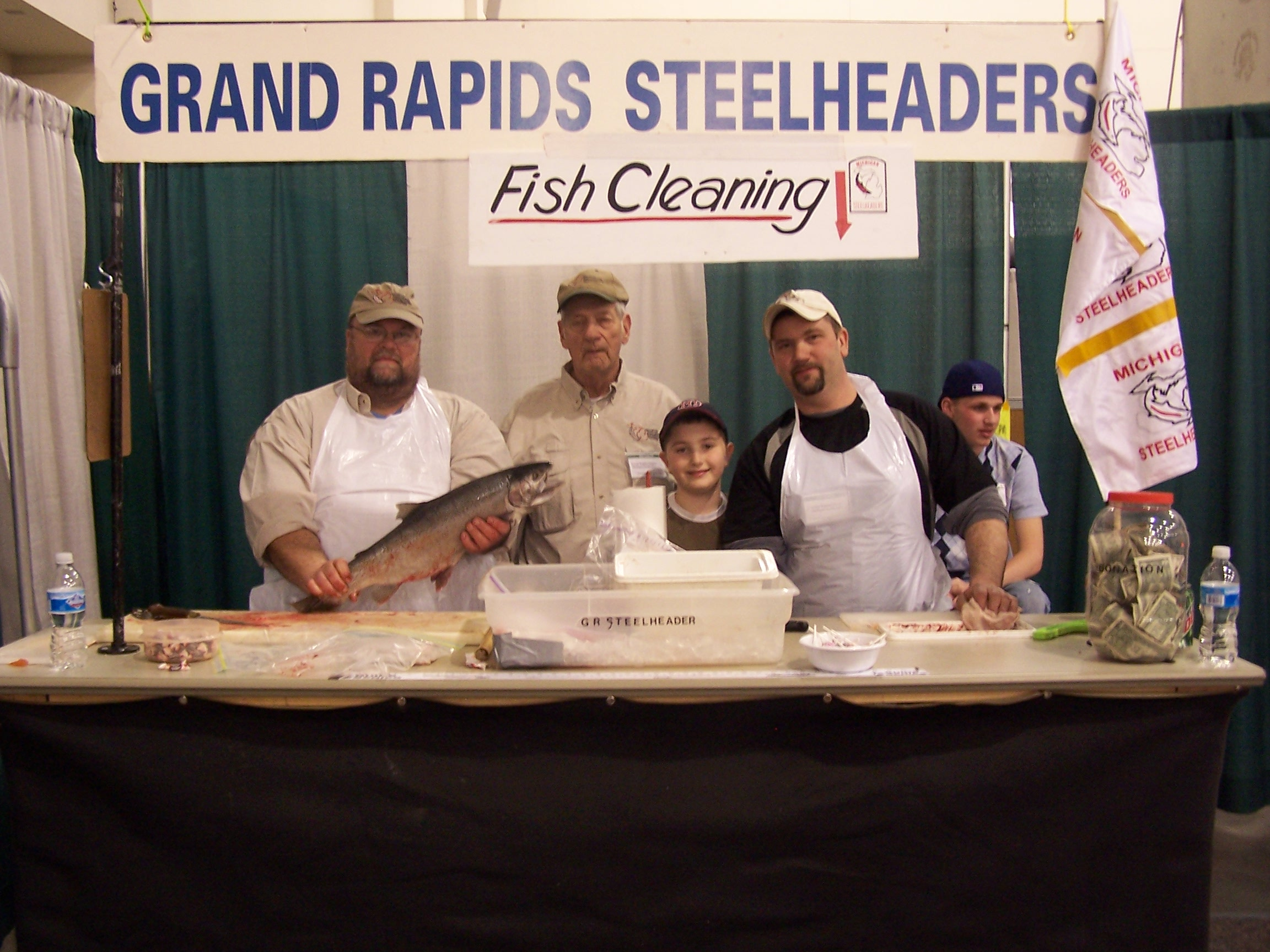 Fish Cleaning Demonstrations