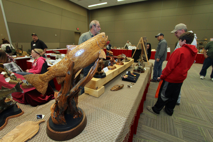 Woodland Woodcarvers