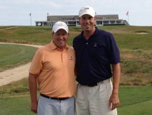 Chris O'Connell & Matt Kuchar