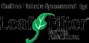LeafFilter | Online Ticket Sponsor
