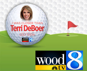 Win a WOODTV8 Golf Towel!