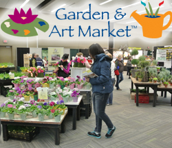 The Garden & Art Market