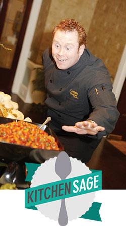 Chef Tommy Fitzgerald, Kitchen Sage