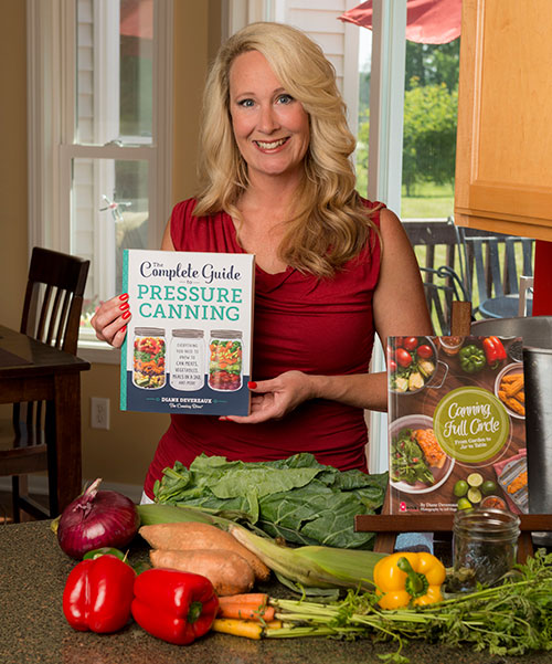 Diane Devereaux, The Canning Diva