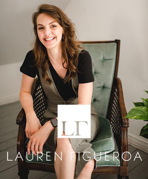 Sydney Kamaloski, Lauren Figueroa Interior Design